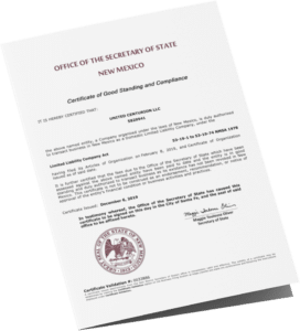 certificate-llc-new-mexico